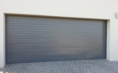 aluzinc-garage-door